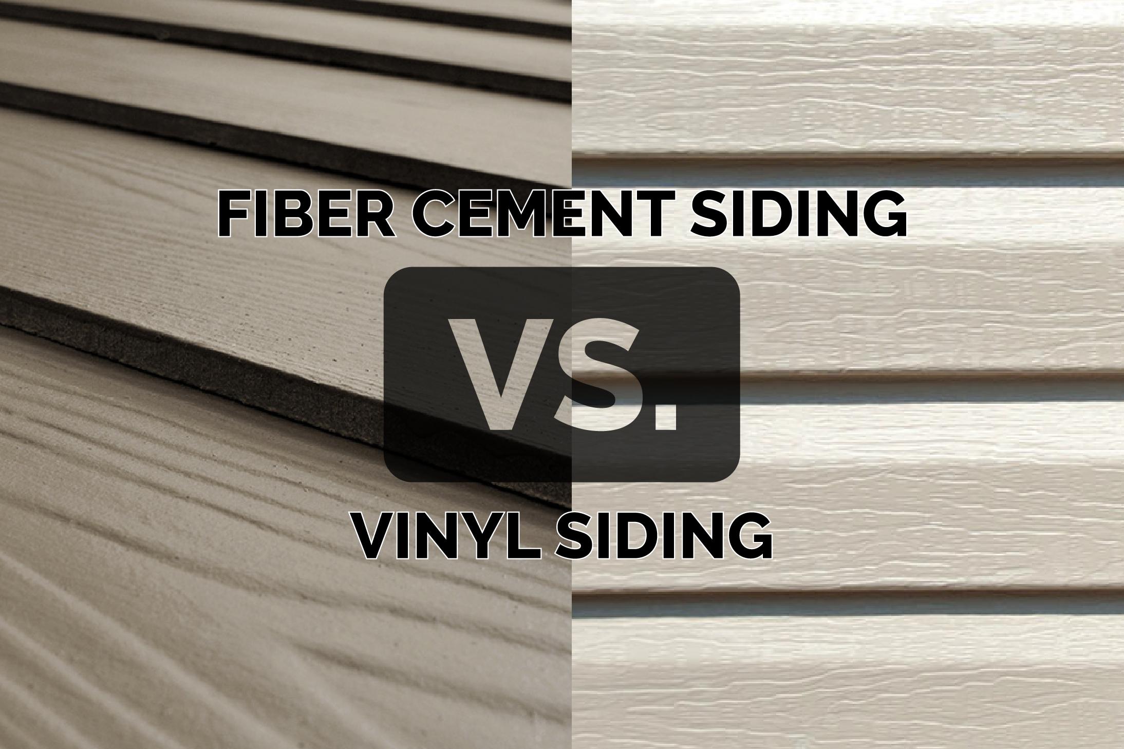 Fiber Cement Vs Vinyl Siding Which Is Better For