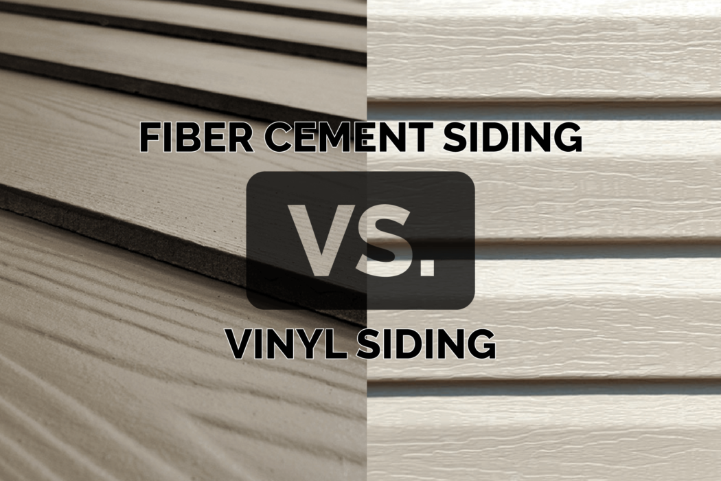 Fiber cement vs vinyl siding commercial buildings Fiber cement siding vs vinyl siding cost comparison
