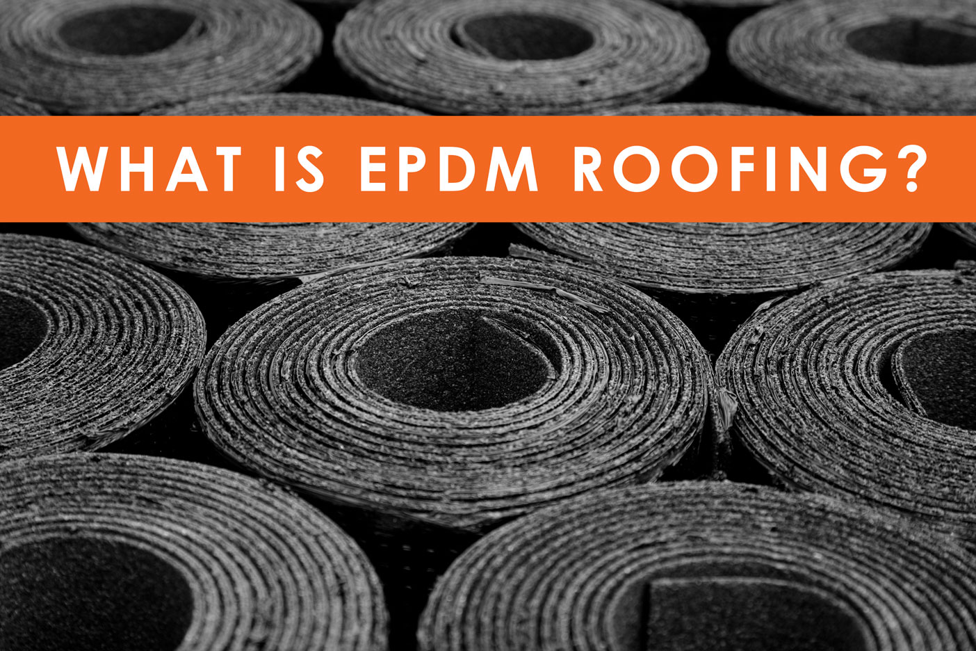 What Is Epdm Rubber Roofing Geissler Roofing