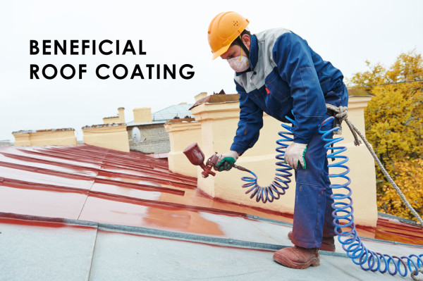 Beneficial Roof Coating