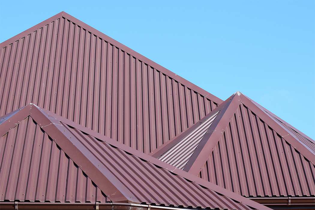 Why choosing metal roofing for your commercial building is for Types of roofing